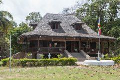 Plantation house in L'Union Estate