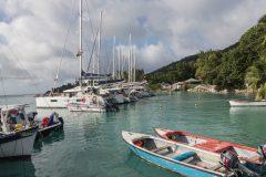 Harbour La Digue