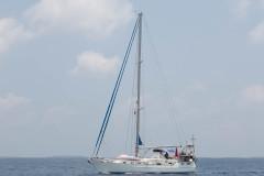 Sailing to Dhapparuhuraa