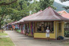 Local handicraft market
